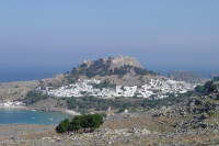 IN & AROUND LINDOS #01