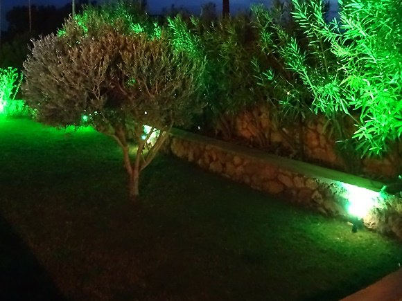 PHOTO GALLERY. garden lighting